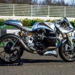 Кастом Moto Guzzi Titanium