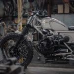 Heiwa Motorcycles: кастом BMW R nineT