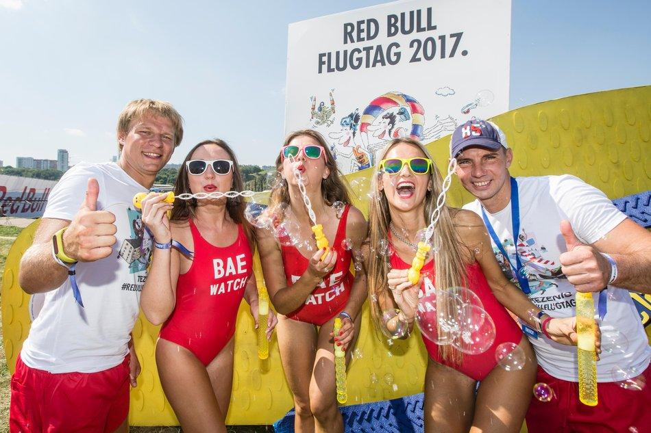 Результаты Red Bull Flugtag 2017 в Москве.